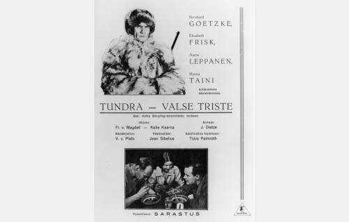 Elokuva-lehti mainosti Erämaan turvissa -elokuvaa kahdessa eri numerossaan (12/1931 ja 14/1931) kokosivun ilmoituksella. Jälkimmäisellä kerralla ei ilmoituksessa mainittu enää alkuperäistä suomalaista nimeä, mutta toisaalta ilmoitukseen oli nyt sijoitettu kuva, jossa myös Aarne Leppänen on mukana.