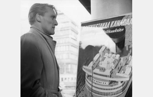 Åke Lindman.