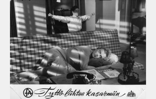 Elina Pohjanpää ja Matti Ranin.