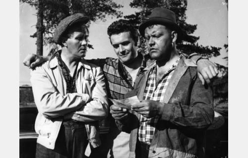 Hannes Häyrinen, Göran Cederberg ja Eemeli
