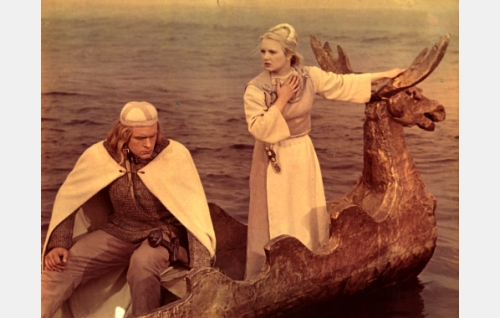 Andris Oshin ja Eve Kivi.