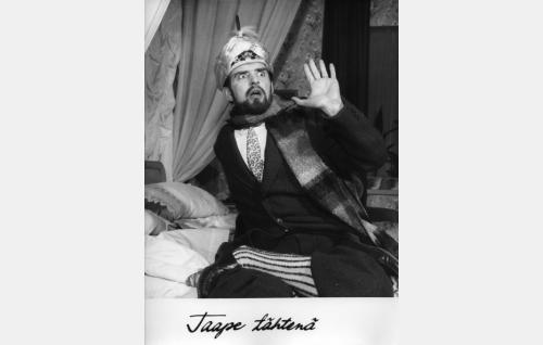 Persilian prinssi Ahmed (Tarmo Manni).