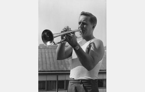 Ossi Runne, trumpetin soittaja (Ossi Runne)