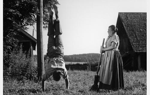 Rolf Labbart ja Siiri Angerkoski.