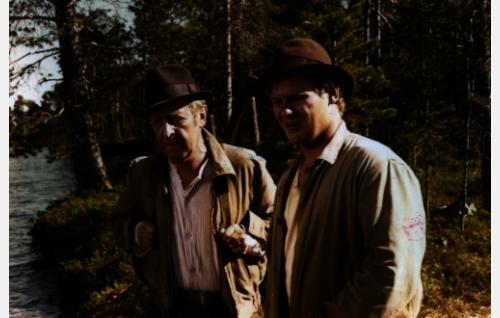 Olavi Ahonen ja Jyrki Kovaleff