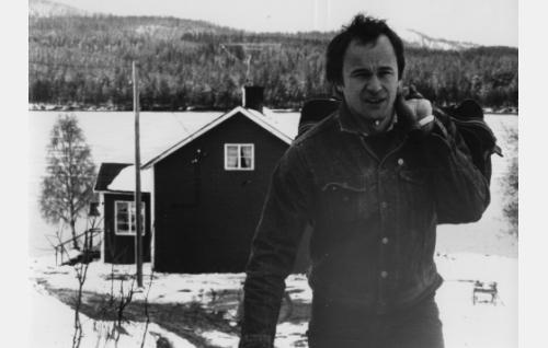 Mikko, sairaala-apulainen (Markku Toikka)