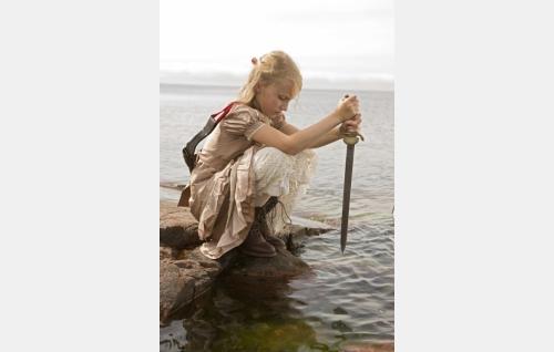 Iris (Agnes Koskinen). Kuva: Stefan Bremer.