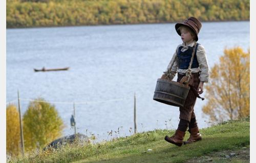 Pikku Nikolas (Jonas Rinne).