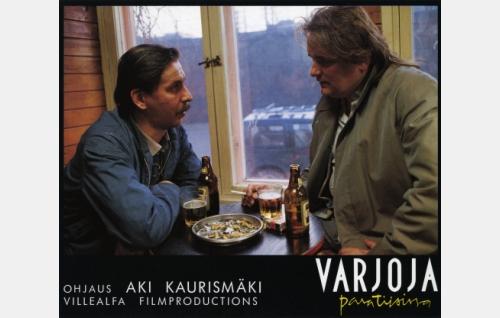 Nikander  (Matti Pellonpää) ja Melartin  (Sakari Kuosmanen).