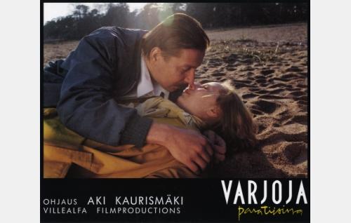 Nikander (Matti Pellonpää) ja Ilona Rajamäki (Kati Outinen).