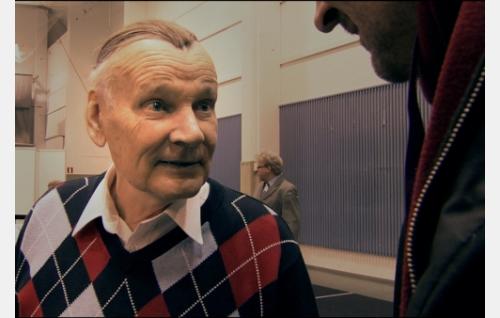 Suomen hiihtomaajoukkueen entinen päävalmentaja Immo Kuutsa. Kuva: Art Films Production AFP Oy.