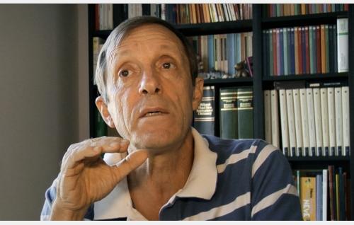 Sandro Donati, italialainen valmentaja, dopingtutkija. Kuva: Art Films Production AFP Oy.