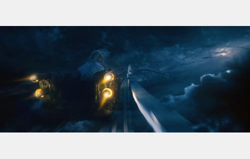 Kuvakaappaus Nightwish-elokuvasta Imaginaerum. Solar Films Inc. Oy.