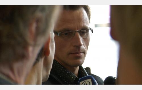 Suomen hiihtomaajoukkueen entinen päävalmentaja Kari-Pekka Kyrö. Kuva: Art Films Production AFP Oy.
