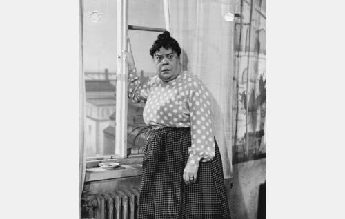 Justiina Puupää (Siiri Angerkoski).