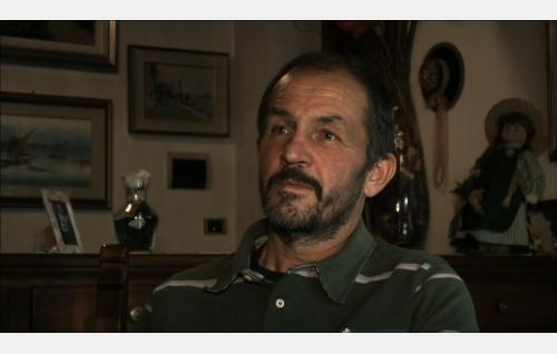 Maurilio De Zolt, italialainen entinen kilpahiihtäjä. Kuva: Art Films Production AFP Oy.