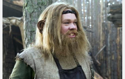 Seppä (Ville Haapasalo). Kuva Malla Hukkanen.