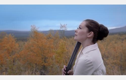 Maija Kellinsalmi (Marjaana Maijala). Kuva: Solar Films Inc. Oy / Marek Sabokal.