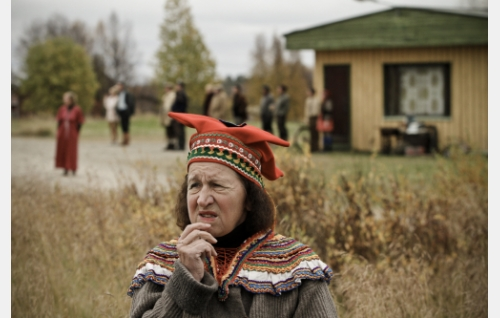 Kaarin-Anne (Kristiina Elstelä). Kuva: Solar Films Inc. Oy / Marek Sabokal.