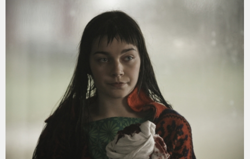 Sylvi (Wilma Rosenqvist). Kuva: Solar Films Inc. Oy / Marek Sabokal.