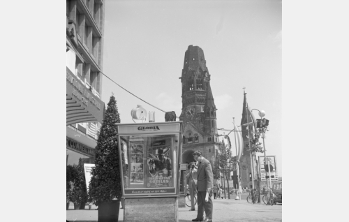 VI Internationale Filmfestspiele Berlin 1956