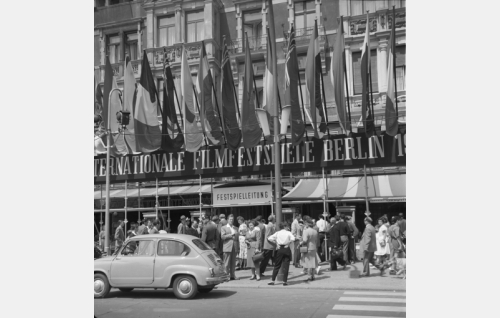 VI Internationale Filmfestspiele Berlin 1956
