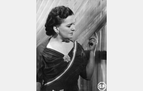 Maj-Lis Kumpula (Ruth Snellman).