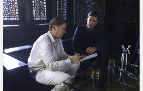 Eero Ritala ja Tommi Korpela. Kuva: Malla Hukkanen / Mjölk Movies Oy © 2015.