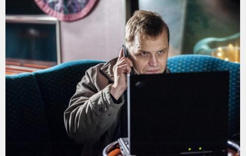 Pekka Perä (Jani Volanen). © Helsinki-filmi Oy.
