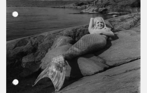 Merenneito Helmi (Sirkka-Liisa Wilén)