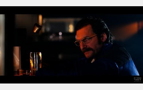 Klaus Müller (Siegfried Terpoorten). Kuva: Elokuvatuotanto Salt Oy.