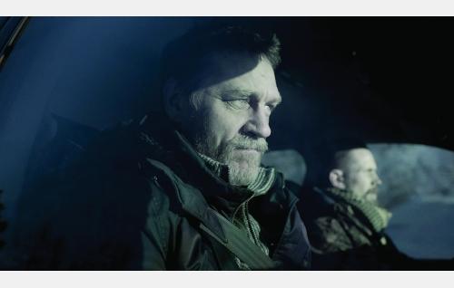 Lasse (Ville Virtanen) ja Erkki (Mikko Neuvonen). Kuva: ©Tuomo Manninen / Making Movies Oy.