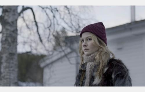 Cindy (Malin Buska). Kuva: © Tuomo Hutri / Making Movies Oy.