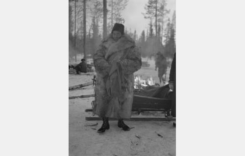 metsänhoitaja Klinkman (Topo Leistelä)