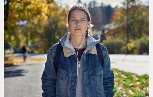 Anna (Sonja Kuittinen). Kuva: Sami Kuokkanen © Helsinki-filmi Oy.