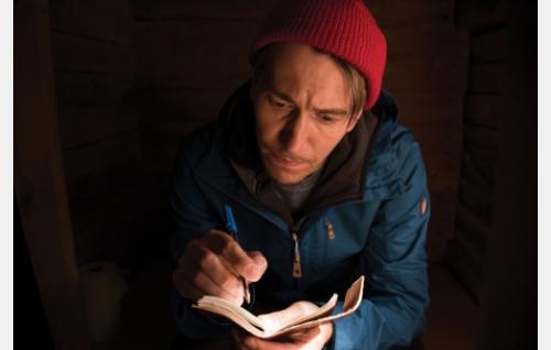 Janne (Jussi Vatanen). Kuva: Mikko Rasila © 2016. Yellow Film & TV Oy.