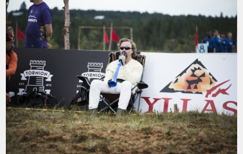 Kittilän runkkareiden pomo (Jani Volanen). Kuva: Mikko Rasila © 2016. Yellow Film & TV Oy.