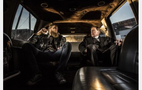 Rotikka (Rami Rusinen) ja Erola (Matti Onnismaa). Kuva: Juuli Aschan / Black Lion Pictures Oy.