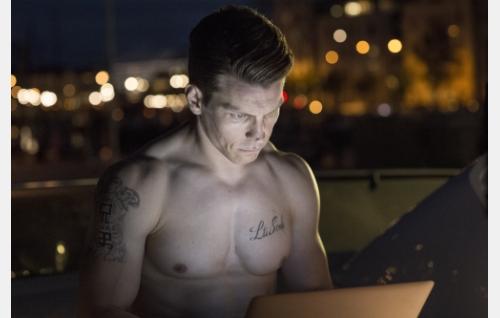 Jare (Antti Holma). Kuva: Helsinki-filmi Oy.