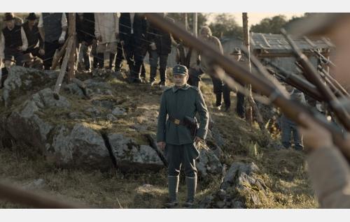 Alfred Nyborg (Paavo Kinnunen). Kuva: Inland Film Company Oy.