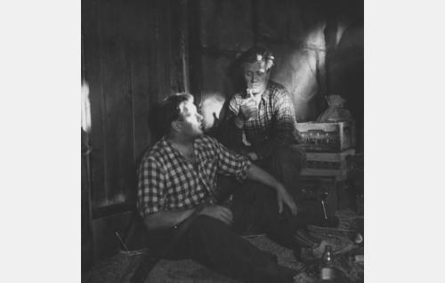 Eemeli ja Hannes Häyrinen