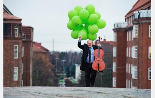 Pekka Malmikunnas (Hannu-Pekka Björkman). Kuva: Kuokkasen Kuvaamo © Bufo 2018.