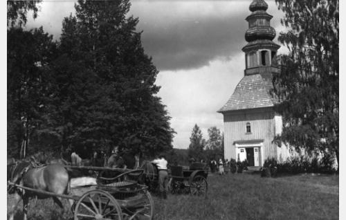 Kuoreveden kirkko.