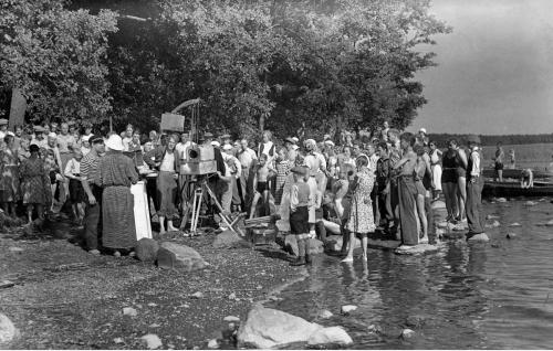 Elfvikissä 1935