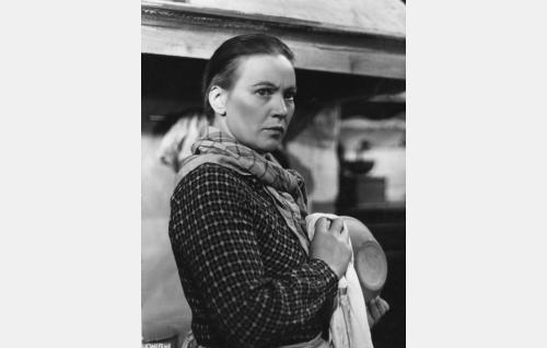 Kieronperän emäntä (Aino Lohikoski).