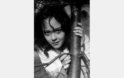 "Elli, ""Gaselli"" (Nora Mäkinen)."