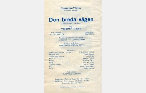 Ruotsinkielinen käsiohjelma