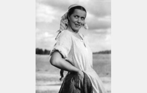 Meijerska Malviina (Kirsti Hurme).