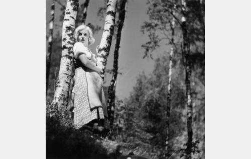 Silja (Regina Linnanheimo).