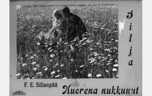 Regina Linnanheimo ja Kille Oksanen.
